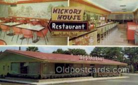 res001536 - Port Orange, FL USA Hickory House Old Vintage Antique Postcard Post Cards