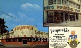 res001543 - Miami Beach, FL USA Pumperniks Old Vintage Antique Postcard Post Cards