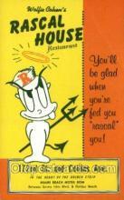 res001565 - Miami Beach Florida USA Rascal House Old Vintage Antique Postcard Post Cards