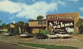 res001591 - Ocala Florida USA The Brahma Old Vintage Antique Postcard Post Cards