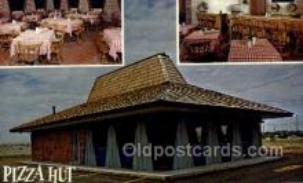 res001596 - Pizza Hut Old Vintage Antique Postcard Post Cards