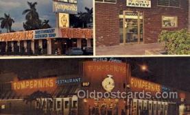res001641 - North Miami Beach Florida USA Pumperniks Old Vintage Antique Postcard Post Cards
