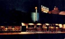 res001642 - Miami Beach Florida USA Embers Restaurant Old Vintage Antique Postcard Post Cards