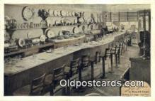 res050004 - Greenwich Village, Sea Fare Restaurant, New York City, NYC Postcard Post Card USA Old Vintage Antique