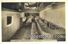 res050006 - Drury Lane Restaurant, New York City, NYC Postcard Post Card USA Old Vintage Antique