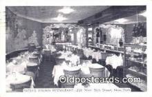 res050019 - Patsy's Italian Restaurant, New York City, NYC Postcard Post Card USA Old Vintage Antique