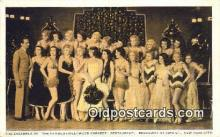 res050022 - The Famous Hollywood Cabaret Restaurant, New York City, NYC Postcard Post Card USA Old Vintage Antique