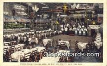 res050023 - Village Barn Restaurant, New York City, NYC Postcard Post Card USA Old Vintage Antique
