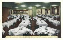 res050026 - McGinnis Restaurant, New York City, NYC Postcard Post Card USA Old Vintage Antique