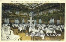 res050029 - Giolito Bros Restaurant, New York City, NYC Postcard Post Card USA Old Vintage Antique