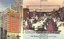 res050030 - Pink Elephant Restaurant, New York City, NYC Postcard Post Card USA Old Vintage Antique