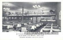 res050038 - Riggs Restaurant, New York City, NYC Postcard Post Card USA Old Vintage Antique