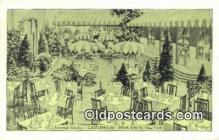 res050040 - Summer Garde, Castleholm Restaurant, New York City, NYC Postcard Post Card USA Old Vintage Antique