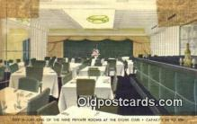 res050044 - The Stork Club Restaurant, New York City, NYC Postcard Post Card USA Old Vintage Antique