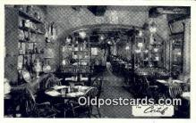 res050060 - The Cortile Restaurant, New York City, NYC Postcard Post Card USA Old Vintage Antique