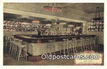 res050061 - Gallagher's Steak House Restaurant, New York City, NYC Postcard Post Card USA Old Vintage Antique