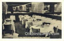 res050066 - Town & Country Restaurant, New York City, NYC Postcard Post Card USA Old Vintage Antique