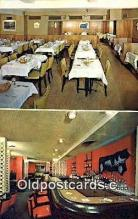 res050174 - Black Angus Restaurant, New York City, NYC Postcard Post Card USA Old Vintage Antique