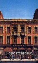 res050177 - Luchow's Famous  Restaurant, New York City, NYC Postcard Post Card USA Old Vintage Antique