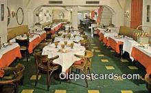 res050198 - Louise Jr. Restaurant, New York City, NYC Postcard Post Card USA Old Vintage Antique