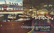 res050202 - Nick's, Greenwich Village Restaurant, New York City, NYC Postcard Post Card USA Old Vintage Antique