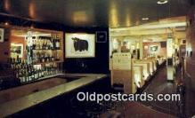 res050207 - Black Angus Restaurant, New York City, NYC Postcard Post Card USA Old Vintage Antique