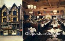 res050210 - Zucca's Restaurant, New York City, NYC Postcard Post Card USA Old Vintage Antique
