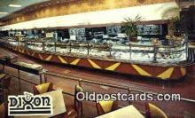 res050229 - Dixon Cafeteria Restaurant, New York City, NYC Postcard Post Card USA Old Vintage Antique