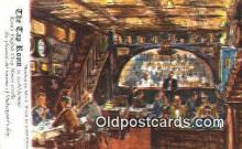 res050231 - The Tap Room Restaurant, New York City, NYC Postcard Post Card USA Old Vintage Antique