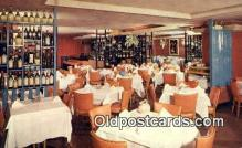 res050245 - Marta's Italian Restaurant, New York City, NYC Postcard Post Card USA Old Vintage Antique