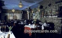 res050255 - La Veranda Ristorante Restaurant, New York City, NYC Postcard Post Card USA Old Vintage Antique