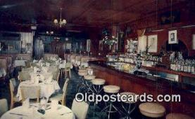 res050256 - Sevilla Restaurant Restaurant, New York City, NYC Postcard Post Card USA Old Vintage Antique