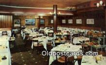 res050261 - Manny Wolf's Steak & Chop House Restaurant, New York City, NYC Postcard Post Card USA Old Vintage Antique