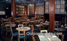res050262 - Greenwich Village Sea Fare Restaurant, New York City, NYC Postcard Post Card USA Old Vintage Antique