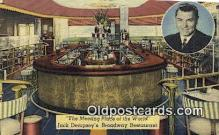 res050268 - Jack Dempsy's Broadway Restaurant, New York City, NYC Postcard Post Card USA Old Vintage Antique