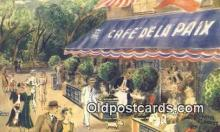 res050275 - Café De la Paix Restaurant, New York City, NYC Postcard Post Card USA Old Vintage Antique