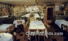 res050276 - Danny's Hideaway Restaurant, New York City, NYC Postcard Post Card USA Old Vintage Antique