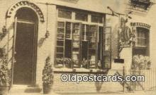 res050286 - Jumble Shop Restaurant, New York City, NYC Postcard Post Card USA Old Vintage Antique