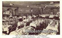 res050287 - Wivel Restaurant, New York City, NYC Postcard Post Card USA Old Vintage Antique