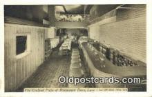 res050300 - Drury Lane Restaurant, New York City, NYC Postcard Post Card USA Old Vintage Antique