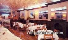 res050315 - Paolucci's Restaurant, New York City, NYC Postcard Post Card USA Old Vintage Antique