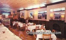 res050337 - Paolucci's Restaurant Restaurant, New York City, NYC Postcard Post Card USA Old Vintage Antique