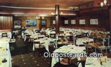 res050339 - Manny Wolf's Steak & Chop House Restaurant, New York City, NYC Postcard Post Card USA Old Vintage Antique