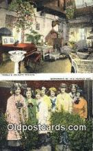 res050349 - Pepper Pot, Greenwich Village Restaurant, New York City, NYC Postcard Post Card USA Old Vintage Antique
