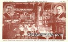 res050360 - Old Brew House Restaurant, New York City, NYC Postcard Post Card USA Old Vintage Antique