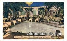 res050368 - Hawaiian Room, Hotel Lexington Restaurant, New York City, NYC Postcard Post Card USA Old Vintage Antique