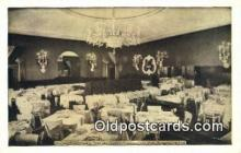 res050371 - Town & Country Restaurant, New York City, NYC Postcard Post Card USA Old Vintage Antique