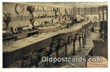 res050375 - Sea Fare, Greenwich Village Restaurant, New York City, NYC Postcard Post Card USA Old Vintage Antique