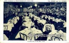 res050385 - Joe King's Rathskeller Restaurant, New York City, NYC Postcard Post Card USA Old Vintage Antique