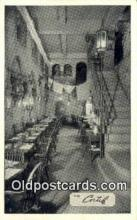 res050391 - The Cortile Restaurant, New York City, NYC Postcard Post Card USA Old Vintage Antique